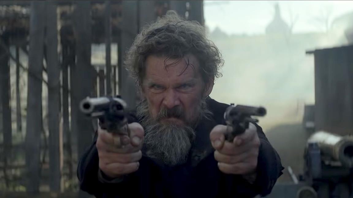Ethan Hawke lotta contro la schiavitù nella nuova miniserie The Good Lord Bird