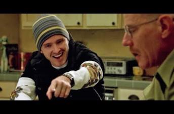 Jesse e Walter, protagonisti di Breaking Bad
