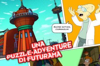 La Planet Express riprende il viaggio in Futurama: Game of Drones!