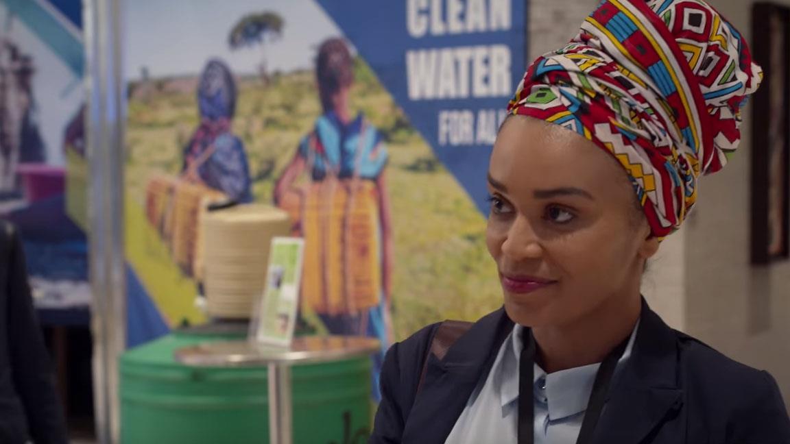 Queen Sono: il trailer della prima serie Tv africana di Netflix