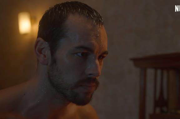 El practicante: trama, trailer e cast del nuovo thriller spagnolo di Netflix