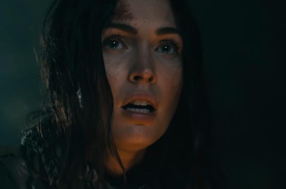 Rogue, il trailer del film action con Megan Fox