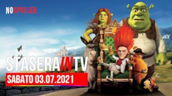 Film e programmi questa sera in TV - Su Rai 1 Ucraina - Inghilterra