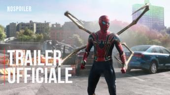 Spider-Man No Way Home - Trailer ufficiale in ITA