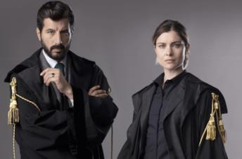 Il processo, tutto sulla fiction in arrivo su Mediaset