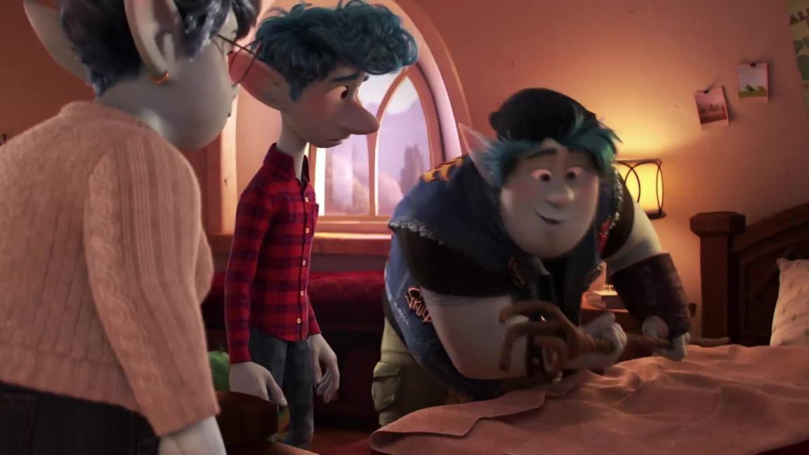Onward - Oltre la magia: il nuovo trailer italiano del film d'animazione Pixar