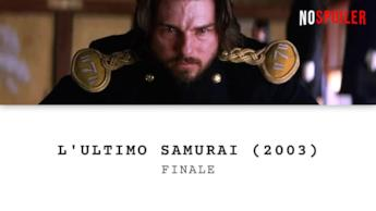 Il finale dell'ultimo Samurai