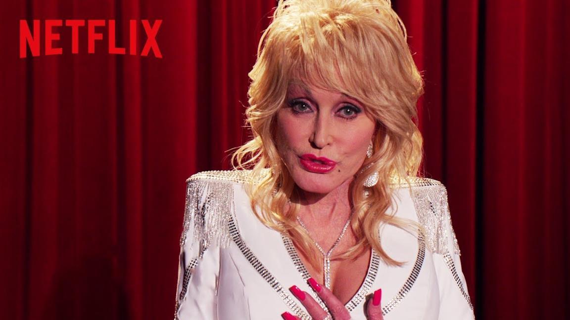 Dolly Parton: Le corde del cuore, il trailer della nuova serie con la famosa star country