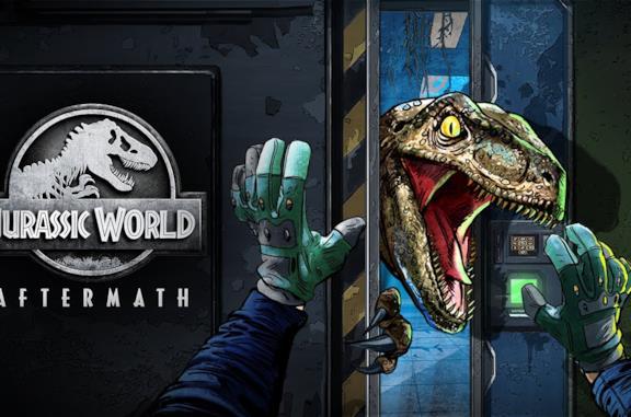 Jurassic World Aftermath: il videogioco VR che espande l'universo del film