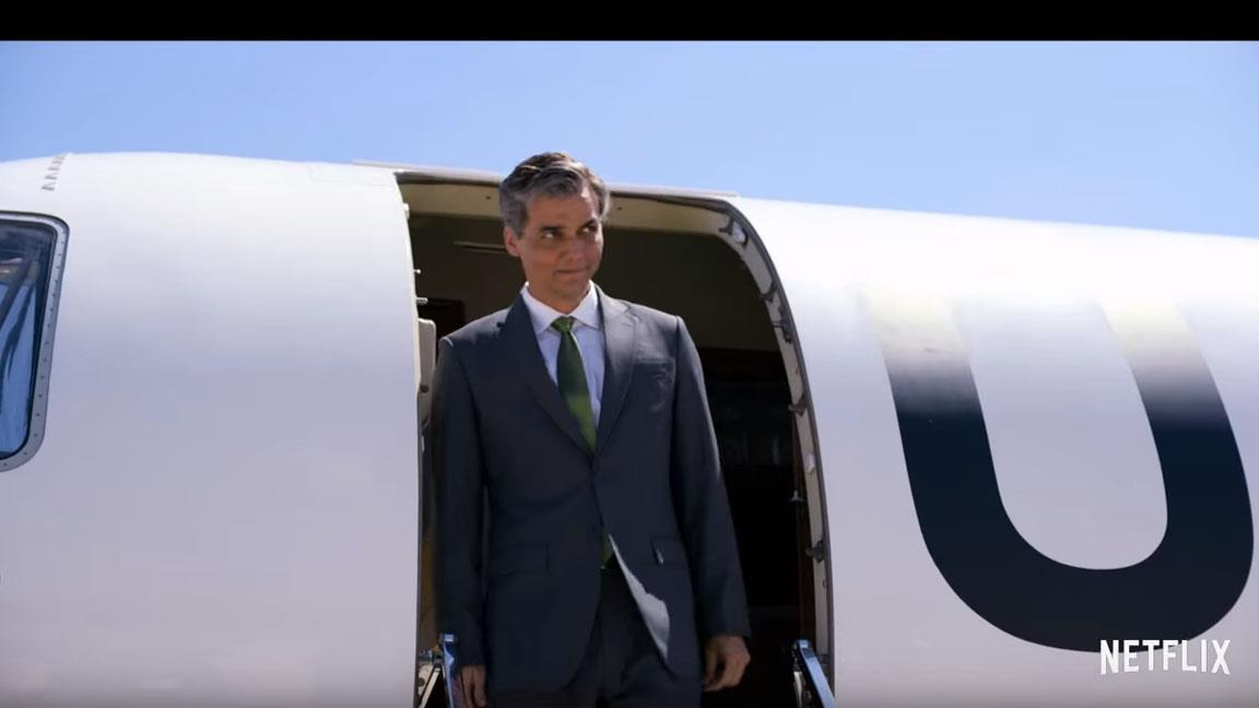Sergio: il trailer ufficiale e la trama del film Netflix con Wagner Moura