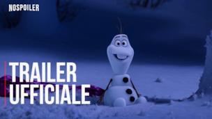 La Storia di Olaf - il trailer ufficiale