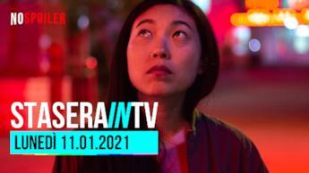 I film da vedere questa sera lunedì 11 gennaio 2021