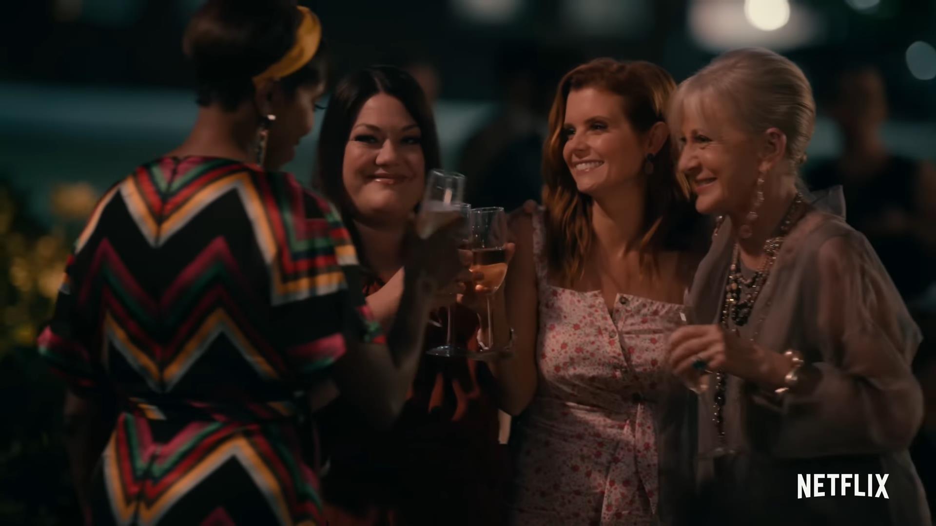 Sweet Magnolias: trailer, trama e cast della nuova serie Netflix