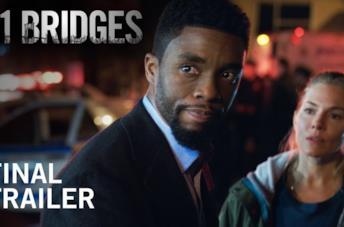 21 Bridges: il trailer finale del film prodotto dai fratelli Russo