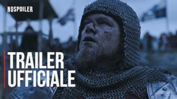 The Last Duel - Trailer ufficiale in ITA
