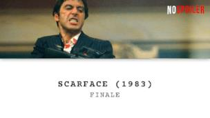 Scarface: la morte di Tony Montana