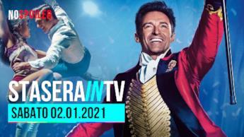 I film da guardare questa sera in TV 02 gennaio 2021