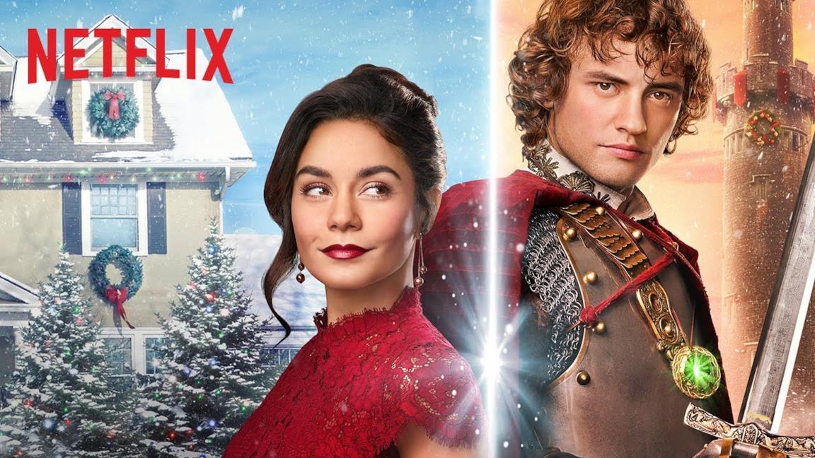 Un cavaliere per Natale, il trailer del film natalizio di Netflix