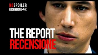 La recensione del film The Report con Adam Driver
