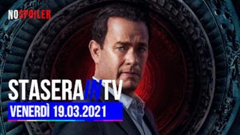 La guida TV di tutti i canali del DTT - venerdì 19 marzo 2021