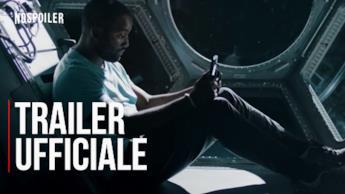 Estraneo a bordo - trailer ufficiale ITA