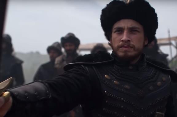 Rise of Empires: Ottoman, il trailer della docu-serie Netflix narrata da Charles Dance