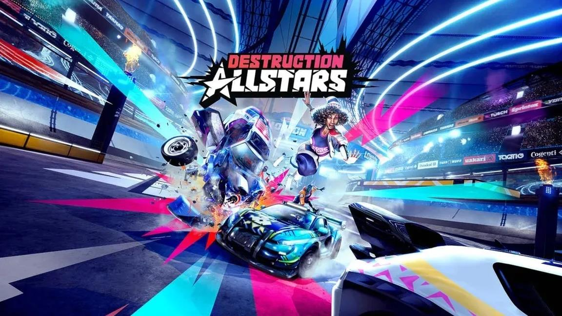 Destruction AllStars salta il lancio di PS5 ma arriva gratis con il Plus nel 2021