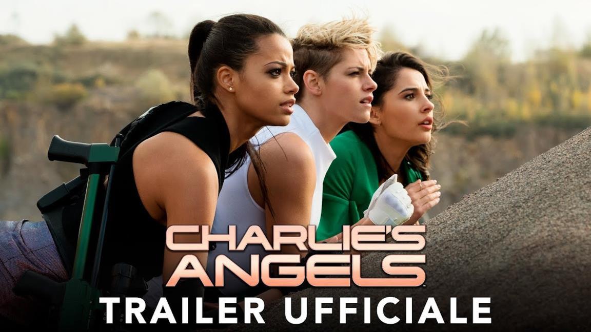 Charlie's Angels, il nuovo trailer del film (rimandato a gennaio in Italia)