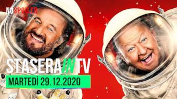 Quali film questa sera in tv? 29 dicembre 2020