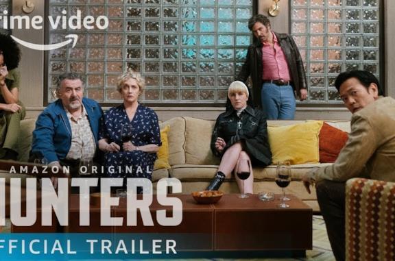 Hunters, primo trailer della serie con Al Pacino a caccia di nazisti
