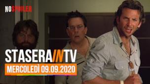 I film da vedere stasera in TV mercoledì 09 settembre 2020