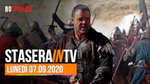 I film in TV lunedì 7 settembre 2020