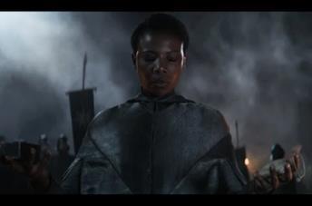 Yennefer nella serie TV The Witcher di Netflix