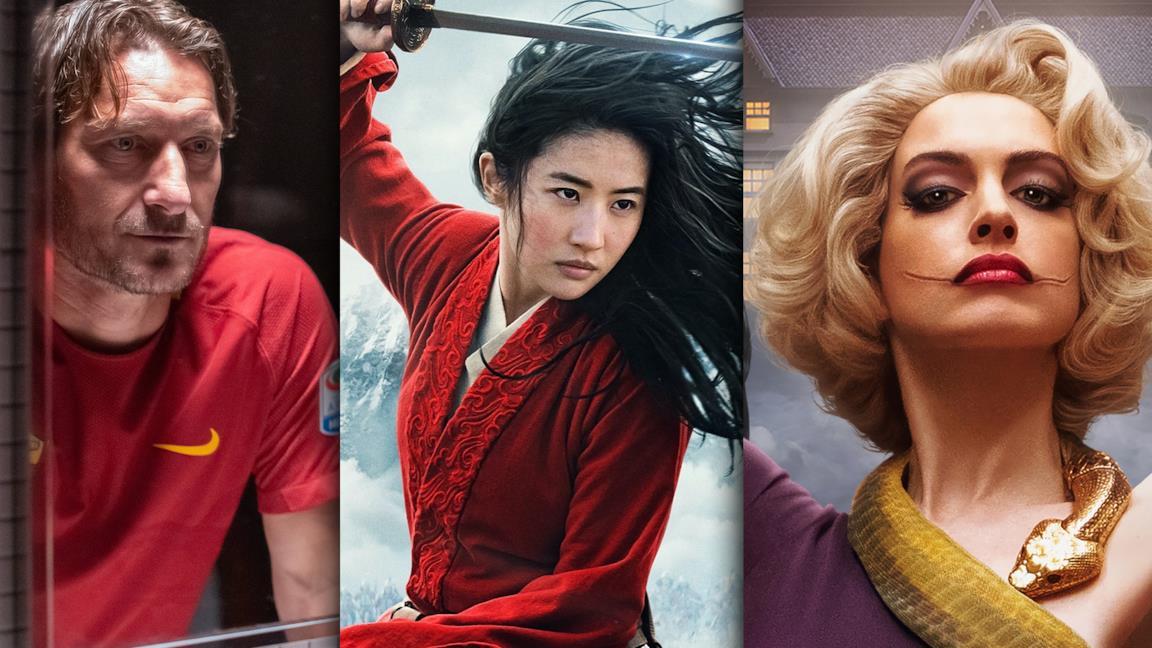 Rakuten TV: le novità di novembre, tra cui Mulan e Le Streghe