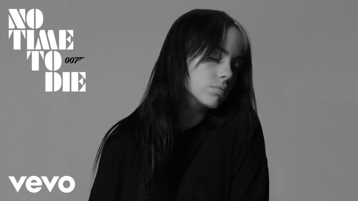 Billie Eilish: pubblicata No Time to Die per la colonna sonora di 007