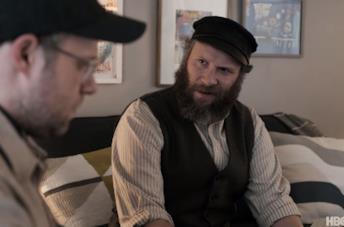 An american pickle, il trailer della commedia con un doppio Seth Rogen