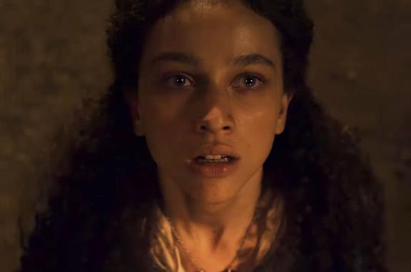 Luna Nera: il trailer della serie italiana targata Netflix