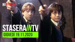 I film oggi in TV - giovedì 19 novembre 2020