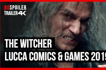 The Witcher sarà protagonista a Lucca Comics and Games 2019