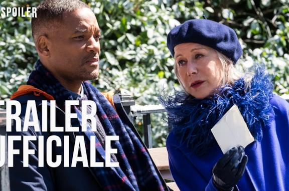 Il trailer ufficiale italiano di Collateral Beauty, il nuovo film con Will Smith