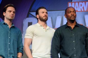 Avengers: Endgame, Anthony Mackie parla del futuro di Capitan America, degli spoiler di Evans e del finale