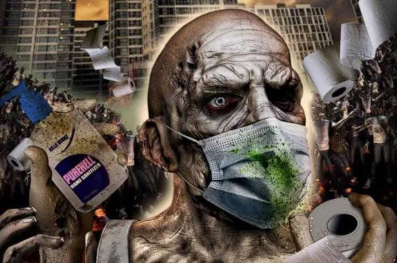 C'è già un film zombie sul coronavirus (ed è di cattivo gusto come te l'aspettavi)