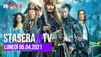 Stasera in TV su tutti i canali del DTT - lunedì 05 aprile 2021