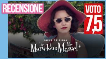 La fantastica signora Maisel la recensione della terza stagione
