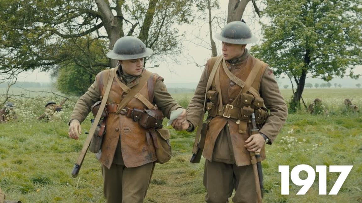 1917, la nuova featurette dietro le quinte del film di Sam Mendes