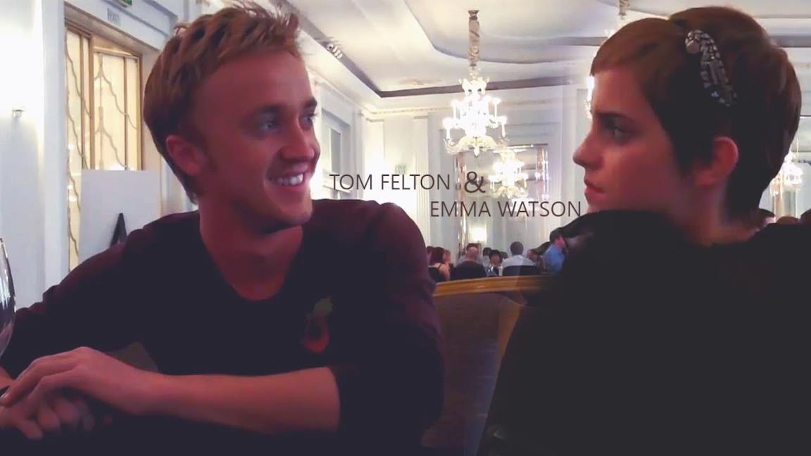 Emma Watson, Rupert Grint e Tom Felton