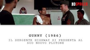 Gunny si presenta agli esploratori