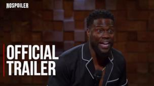 Kevin Hart: Zero Fucks Given il trailer ufficiale in ENG
