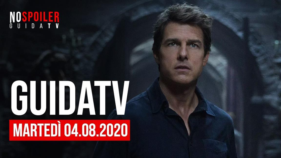 Stasera in TV: 4 agosto, film di fantascienza e tante commedie