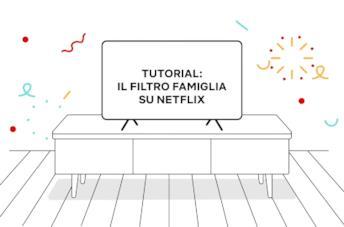 Netflix, ecco come impostare i nuovi filtri per genitori e bambini